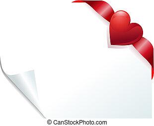 szív, oldal