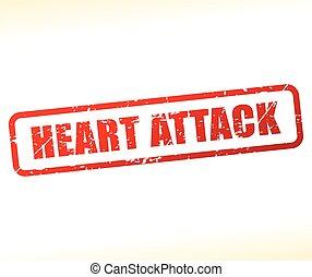 szív, Támad, Szöveg,  buffered