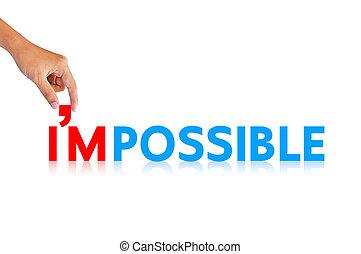 """szó, kéz, possible"""", """"i'm"""