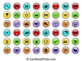 szövedék icons