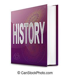 szöveg, book., történelem