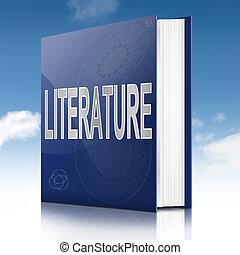 szöveg, irodalom, book.