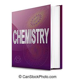 szöveg, kémia, book.