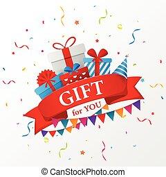 születésnap celebration, alapismeretek