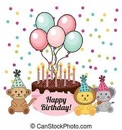 születésnap, meghívás
