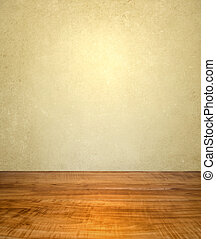 szüret, belső, noha, wooden emelet