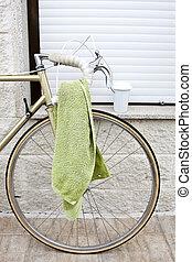 szüret, bicikli, kerékpározás, fixie