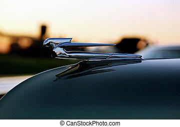 szüret, classic autó