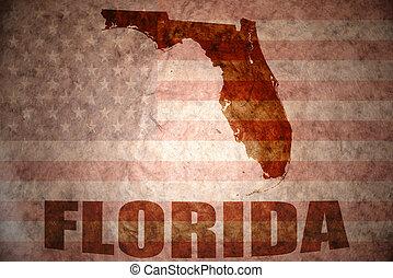 szüret, florida térkép