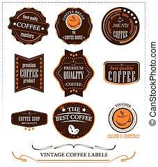 szüret, kávécserje, elnevezés