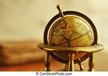 szüret, közelkép, globe.
