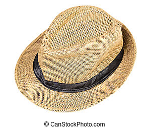 szüret, kalap, mens