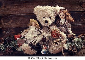 szüret, karácsony, apró