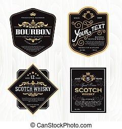 szüret, keret, elnevezés, whisky, klasszikus