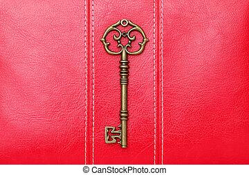 szüret, kulcs