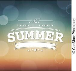 szüret, nyár, poszter