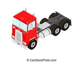 szüret, unit., traktor