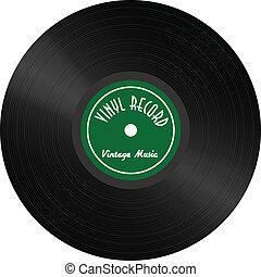 szüret, vinyl hanglemez