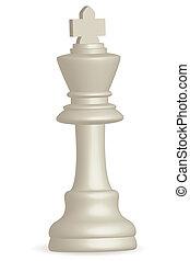 szachy, król