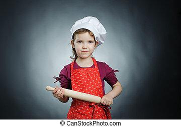 szakács, kevés