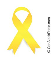 szalag, sárga