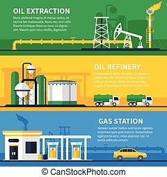 szalagcímek, olaj, gáz, állhatatos
