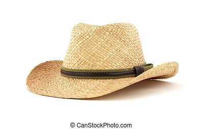 szalmaszál kalap