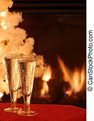 szampańska bułka przypiekana