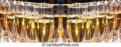 szampan, celebrowanie