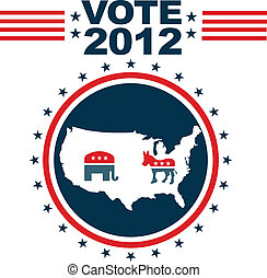 szavaz, 2012, poszter