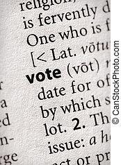 szavaz