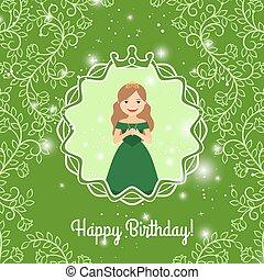szczęśliwe urodziny, księżna, powitanie