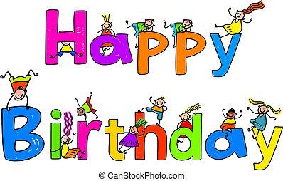 szczęśliwe urodziny