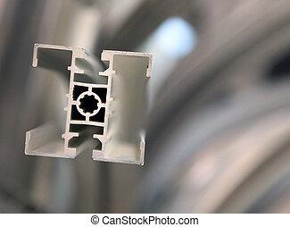 szczególny, aluminium, profil