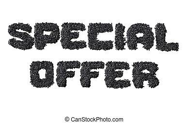 szczególny, oferta