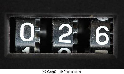 szczelnie-do góry, kantor, liczba, gracz, cassette taśma