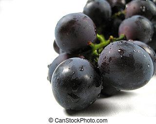 szczelnie-do góry, winogrona