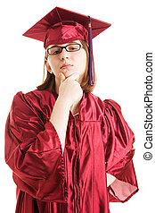 szellemi, diplomás