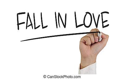 szerelmes lesz