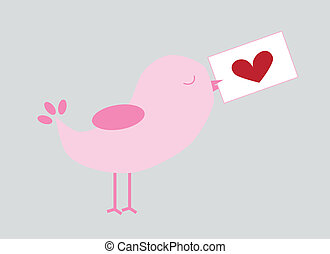szeret madár
