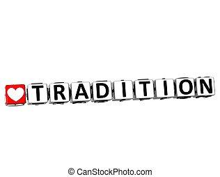 szeret, szöveg, gombol, itt, csattant, tradíció, tömb, 3
