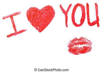 szeretlek, !