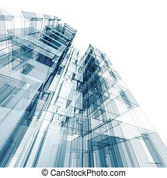 szerkesztés, építészet