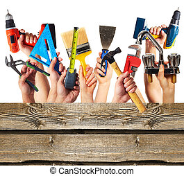 szerkesztés, tools., kézbesít