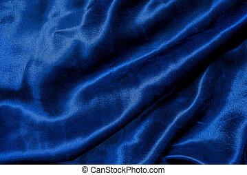 szerkezet, háttér, ruhaanyag, struktúra, kék