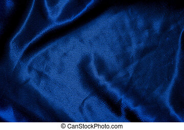 szerkezet, struktúra, háttér, kék, ruhaanyag