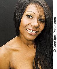 szexi, black woman