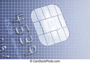 szilánk, kártya
