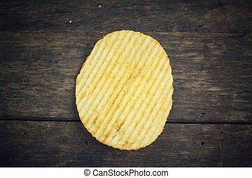 szilánk, krumpli