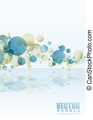szivárvány, buborék, hajszálnyi